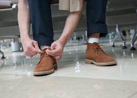 Оптимальный вид обуви при плоскостопии